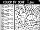 Color by Code - Easter