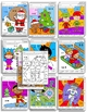 Color by Code: Math – DECEMBER – 2nd Grade - Common Core Aligned