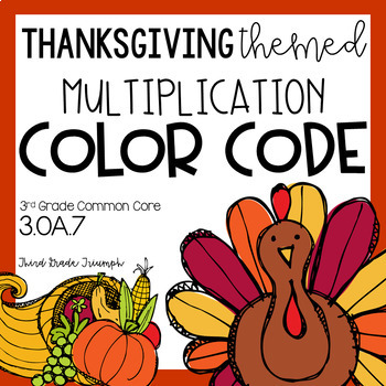 Color by Code Multiplication