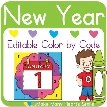Color by Code: New Year's Quilt Pictures