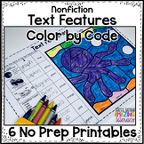 Color by Code Nonfiction Text Features