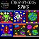 Color by Code: THEMES Bundle {Creative Clips Clipart}