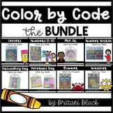 Color by Code- The Bundle