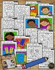 Color by Code WRITING Color by Number {Addition & Subtraction to 10}