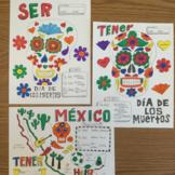 Color by Conjugation bundle Spanish verbs No prep Printabl