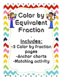 Color by Equivalent Fractions