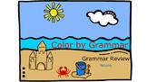 Color by Grammar - Types of Nouns Bundle