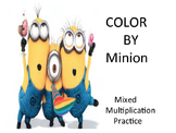 Color by Minion Multiplication