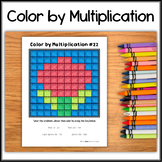 Color by Multiplication - #22 Rose - NO PREP