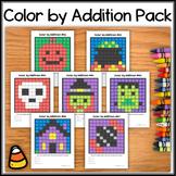 Color by Multiplication – Halloween Bundle - Hidden Pictur