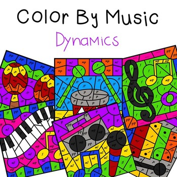 Color by Music (Dynamics)