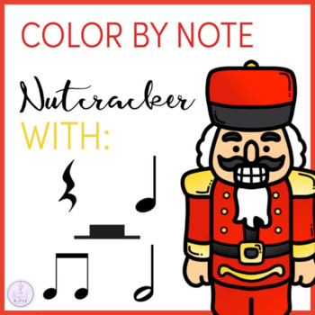 Color by Note Nutcracker