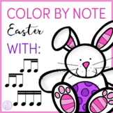 Color by Note Easter