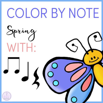Color by Note Spring