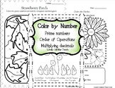 """Color by """"Number"""""""