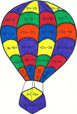 Color by Number - Distributive Property