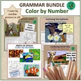 Color-by-Number Grammar Bundle