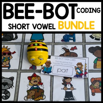 BEE-BOT CVC Word Practice