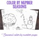 Color by Number - Seasons