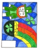 Color by Number- Subtraction: St. Patrick's Day Leprechaun