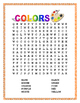"""Back to School-Color by Number-""""The Owl""""- K-2 -The Farm"""