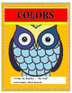 """Color by Number-""""The Owl""""- K-2 - The Farm"""