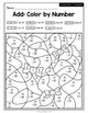 Color by Number for Easter: Addition and Subtraction by ...