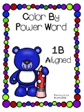 Color by Sight Word Aligned with IRLA's 1B Words from ARC