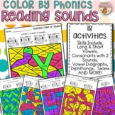 Color by Reading Sounds> Phonics & Spelling Patterns