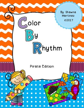 Color by Rhythm: Pirate Edition
