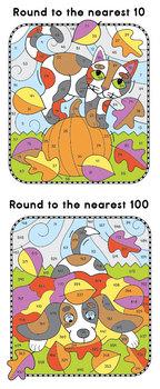 Round to Nearest 10 or 100