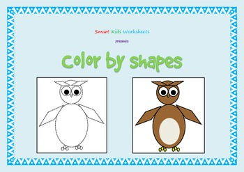 Color by Shapes
