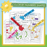 Color by Shapes - 16 Pack