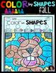 Color by Shapes Seasonal Bundle (Growing)