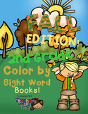 Color by Sight Words ~ FALL Edition (2nd Grade)
