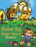 Color by Sight Words ~ FALL Edition (Primer)
