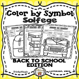 Color by Solfege (Back to School Edition)