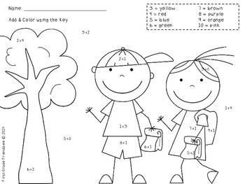 Ca D C E E Fdec Nd Grade Christmas Crafts Christmas Math together with Cute Firefly Addition Worksheets For Kindergarten Fill In The Missing Addend Ii additionally Add One More Cupcake Addition together with A Ad C A Df Ca Bc Cffdfdafab Number Number Number Words additionally Tensandones. on 1st grade color by sum