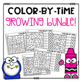 Color-by-Time Growing Bundle