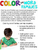 Color by Code Word Families Seasonal Bundle Activities