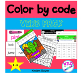 Color by code - SIGHT WORDS