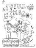 Spanish bundle 14 Color by conjugations no prep fun worksheets plus 1 bonus