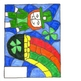 Color by number- Multiplication: St. Patrick's Day Leprechaun