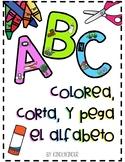 Spanish Alphabet Initial Sound Activity