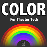 Color for Theater Tech