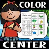 Color center