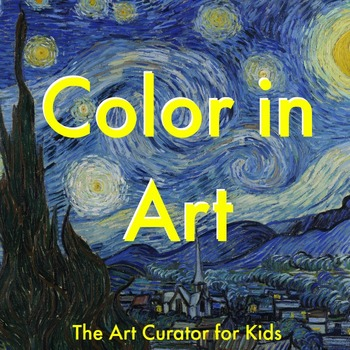 Color in Art - The Color Wheel