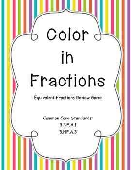 Color in Fractions