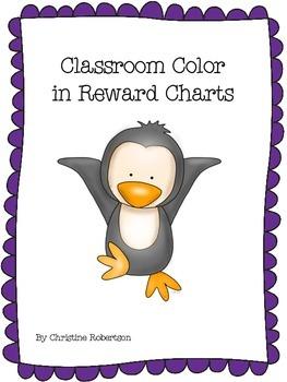 Color in Reward Charts