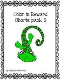 Color in Reward Charts PK 2: Animals